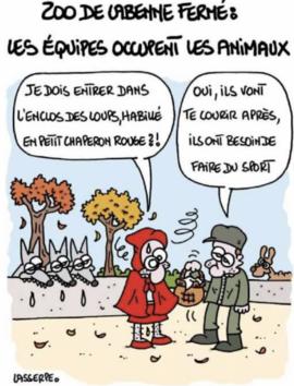 La presse parle du Zoo de Labenne 😍