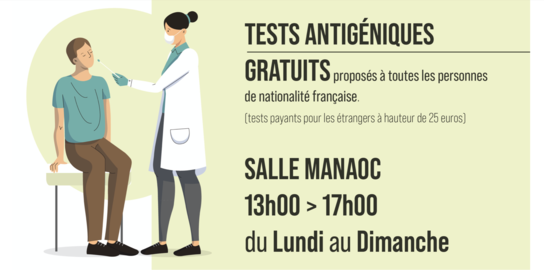 Information / mairie de Labenne